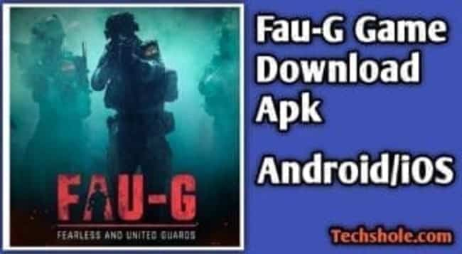 Fau-G App (Foji) क्या है | Fauji Game APK Download | FauG Game Download Android/iOS